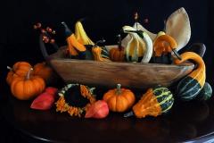 Autumn Gourd Bowel