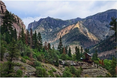 Ouray Mountains