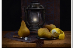 Fruit by Lamplight