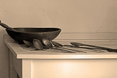 Bowl & Spoons