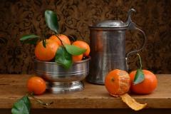 A Feast of Mandarins