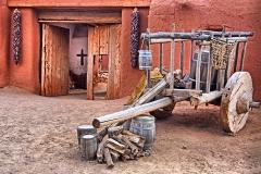 Cart & Door