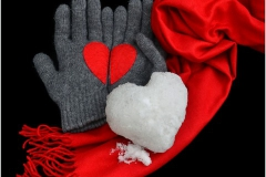 Warm Hands ~ Cold  Heart