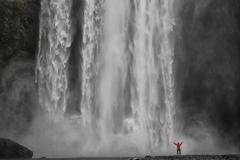 Skogafoss Falls Iceland