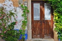 Portugal Vintage Door