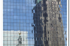 Reflected Courthouse