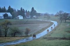 Amish Buggies in Maryland No 1
