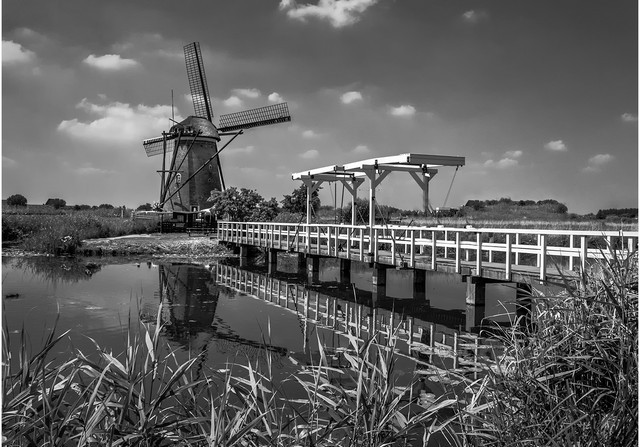Kinderdijk Windmill Museum