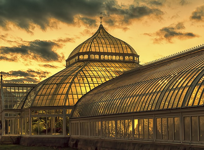 Sunset at Phipps