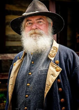 Confederate General #2