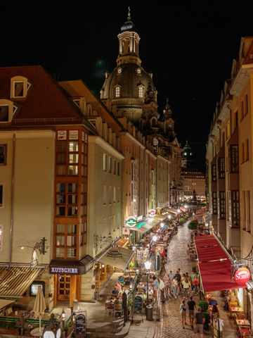Dresden Nightlife