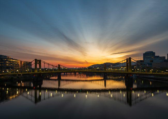 Reflected Bridges