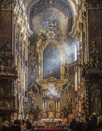 St. James Prague